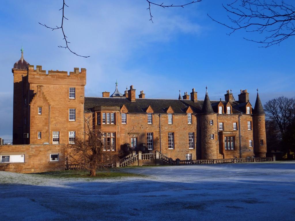 Prestongrange House