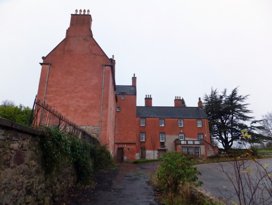 Craighouse is a fine tower and mansion, in the grounds of a former psychiatric hospital and then university, to the south-west of Edinburgh in central Scotland..