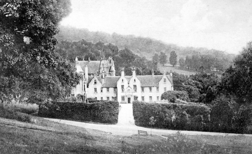 Kelburn Castle is a substantial, attractive and impressive old tower house and mansion, for hundreds of years held by the Boyle Earls of Glasgow, and set in fine gardens and landscaped parkland near Largs in Ayrshire in western Scotland.