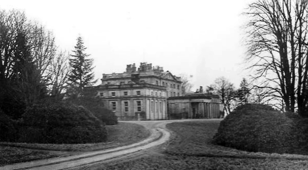 Cally Palace Hotel is a large classical mansion in fine wooded and landscaped grounds, near the site of Cally Castle and formally known as Cally House, the estate held by the Lennox family, then by the Murrays and now a hotel, near Gatehouse of Fleet in D