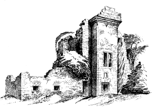 Colinton Castle is a ruined tower house, replaced by Colinton House, owned by the Foulis, Forbes and Abercrombie families, to the southwest of Edinburgh in central Scotland.