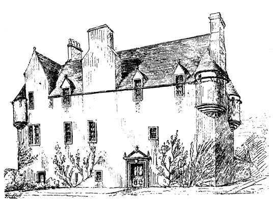 Northfield House is an impressive and atmospheric old house, set in a large garden, in the Preston area of Prestonpans in East Lothian in southeast Scotland, and built by the Marjoribanks family.