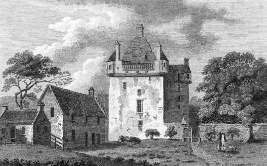 Cassillis House is a splendid old castle and mansion, for hundreds of years held by the Kennedy Earls of Cassillis, but sold in recent years, and located near Maybole in Ayrshire in southwest Scotland.