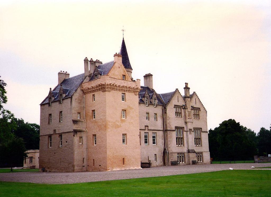 Brodie Castle The Castles Of Scotland Coventry