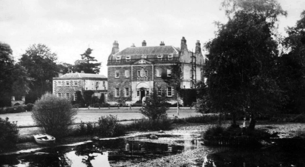 Culloden House, an attractive symmetrical mansion, seat of Forbes family and mostly dating from the end of the 18th century. in fine grounds and now used as a hotel, near the site of the Battle of Culloden, near Inverness in the Highlands of Scotland.