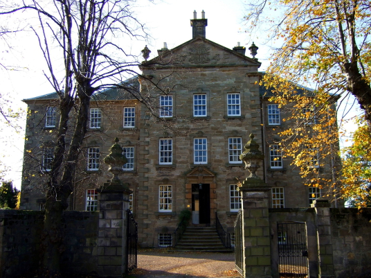 Inveresk Lodge, Inveresk House and the Manor House are several of the old mansions and houses in the pretty and tranquil village of Inveresk, near Musselburgh in East Lothian.