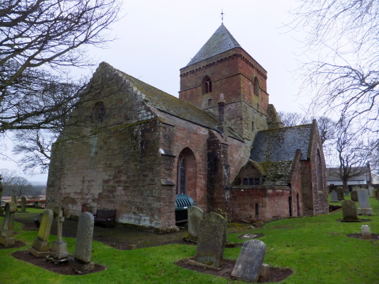 Whitekirk has a fine and an  impressive old church, once a place of pilgrimage, along with the tower remodelled out of pilgrims' hostel, in the village of Whitekirk, a scenic and atmospheric part of East Lothian near North Berwick.