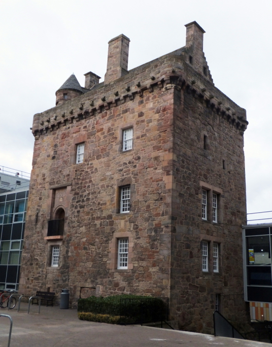 Merchiston Castle Napier University Edinburgh The