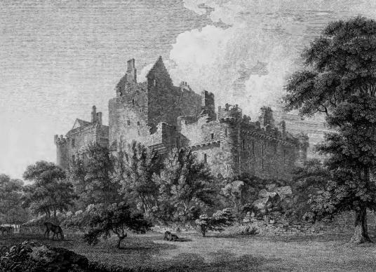 Craigmillar Castle The Castles Of Scotland Coventry