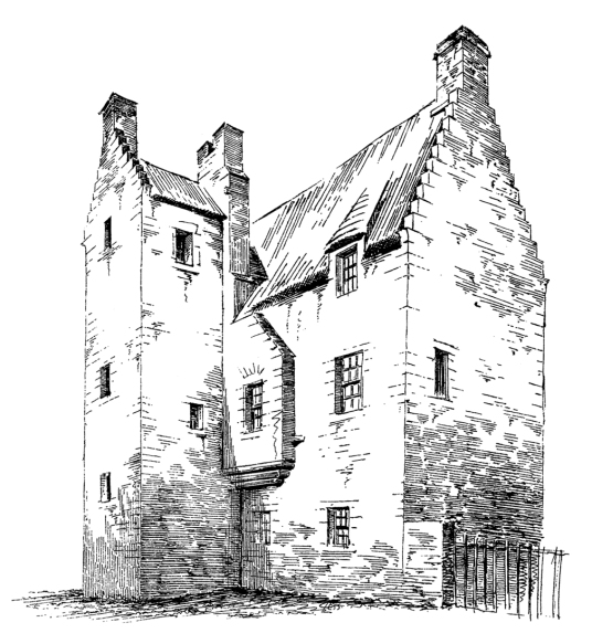 Mary Queen of Scots House or Visitor Centre or Queen Mary's House is a picturesque old tower house in the historic burgh of Jedburgh in the Borders, held by the Scotts and associated with, and now housing a museum about, Mary Queen of Scots.