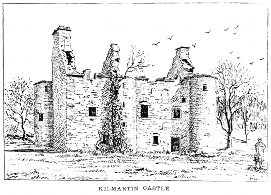 Kilmartin Castle is a restored old tower house, in a prominent spot in the picturesque and historic village of Kilmartin in Argyll in western Scotland.