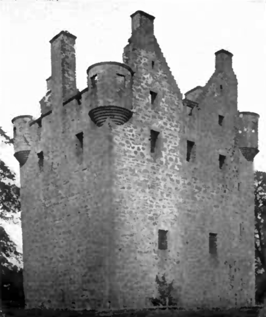 Spedlins Tower is a substantial restored old tower house, long held by the Jardine family, with a famous ghost story of Dunty Porteous, and some miles from Lochmaben in Dunfries and Galloway in southern Scotland.