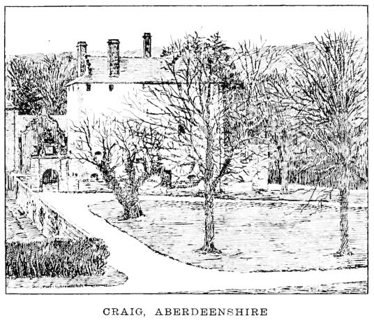 Craig, Aberdeenshire