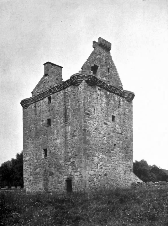 Hollows Tower, Gilnockie