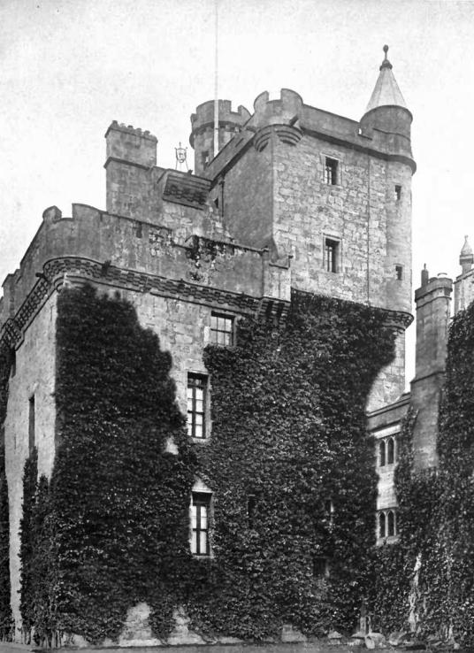 Hoddam Castle