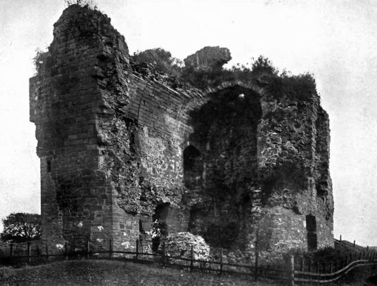 Torthorwold Castle