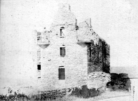 Falside Castle (or Fa'side Castle or Fawside Castle) is a large and impressive old whitewashed stronghold, built in a prominent spot on a ridge near Tranent in East Lothian in central Scotland.
