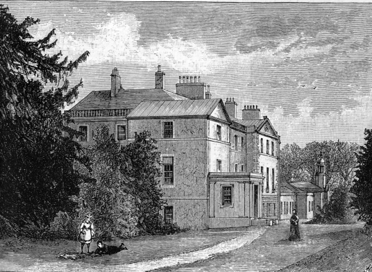 Edmonstone House, Edinburgh
