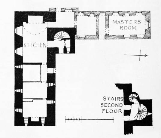 Plan, Craighouse is a fine tower and mansion, in the grounds of a former psychiatric hospital and then university, to the south-west of Edinburgh in central Scotland..