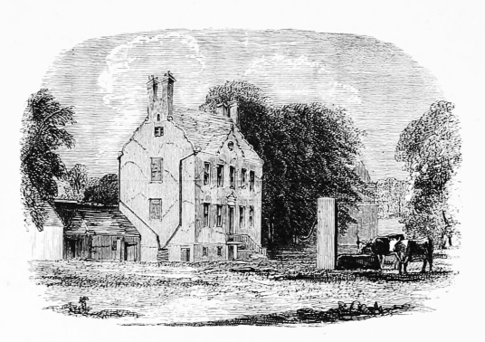 Bankton House is a restored old house dating from around 1700, built by the Hamiltons and owned by Colonel Gardiner, who was killed at the Battle of Prestonpans, with an audiovisual presentation in the doocot, near Tranent in East Lothian in south-east Sc
