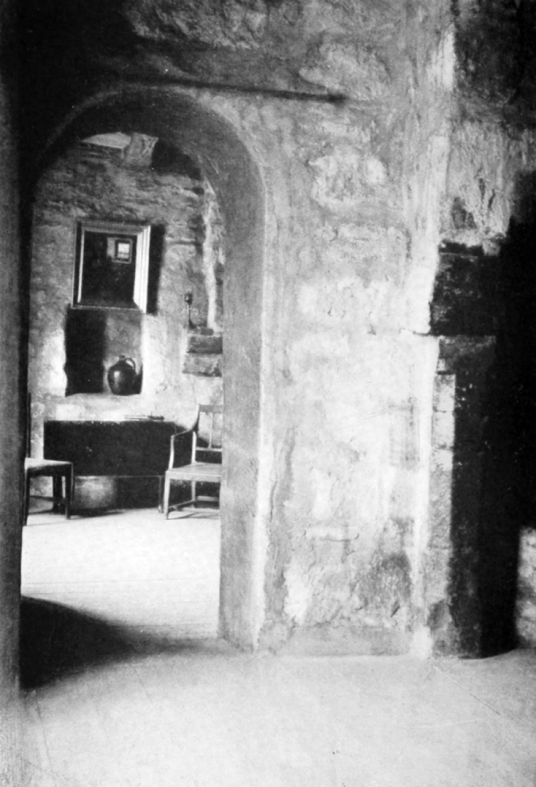 Interior, Provand's Lordship, the oldest house in Glasgow and is an atmospheric building with an interesting interior and garden, near to Glasgow Cathedral in the great city of Glasgow.