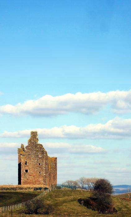 Baltersan Castle The Castles Of Scotland Coventry