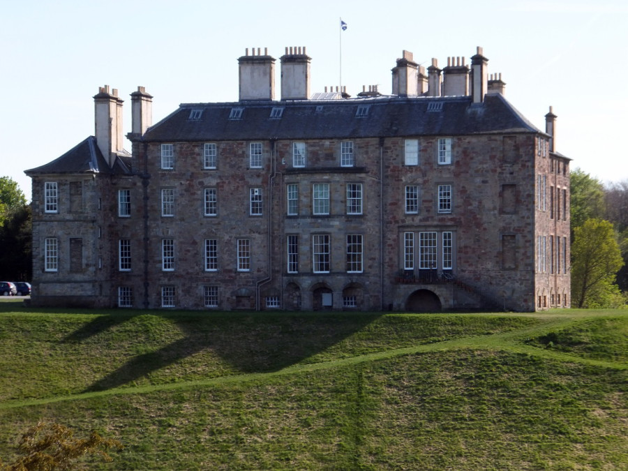 Dalkeith Palace And Country Park The Castles Of Scotland