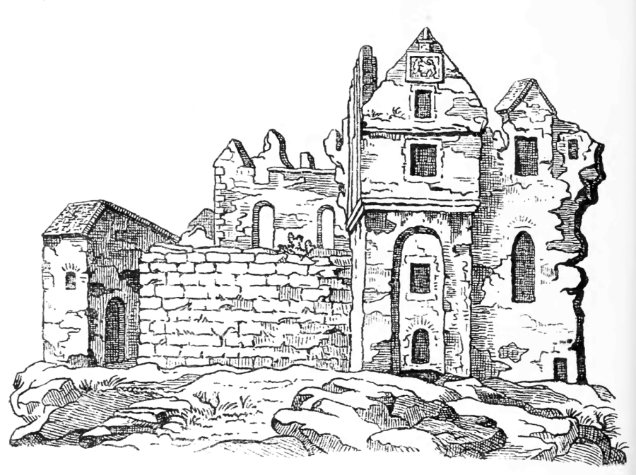Castle And Drawbridge